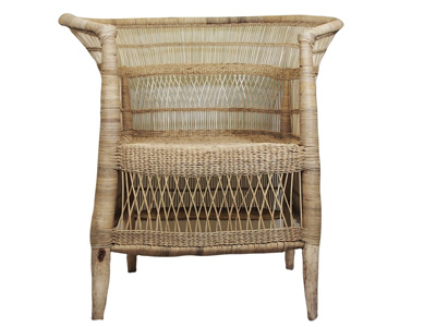 Traditional Malawian Handmade Chair