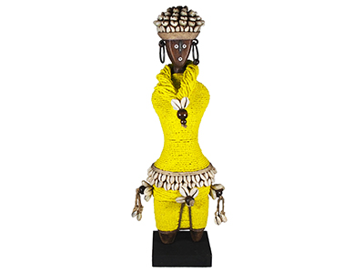 33-35cm-B Namji Doll - Yellow